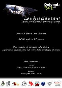 Landres Clautans: mostra presso il Museo Casa Clautana da 15 luglio al 27 agosto