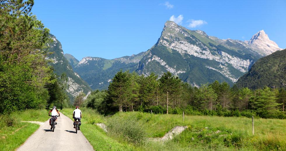 Ciclo escursionismo